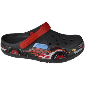 Boty Děti Pantofle Crocs Fun Lab Truck Band Clog Šedá