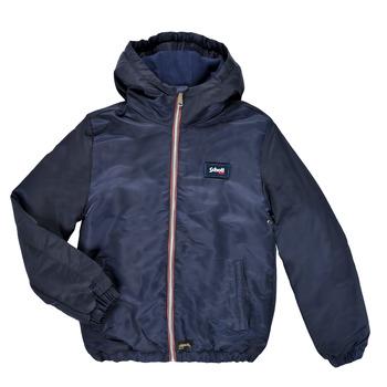 Textil Chlapecké Bundy Schott WALTMAN Tmavě modrá