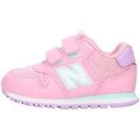 Boty Děti Nízké tenisky New Balance IV500 Růžová