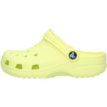 Boty Chlapecké Pantofle Crocs 204536 Zelená