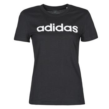 Textil Ženy Trička s krátkým rukávem adidas Performance WELINT Černá