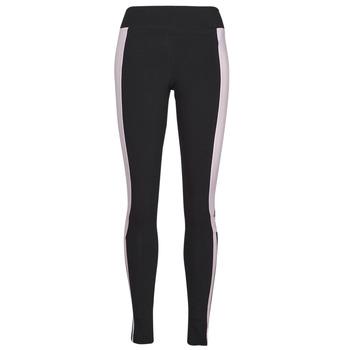 Textil Ženy Legíny adidas Performance WECEBLEG Černá / Růžová