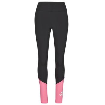 Textil Ženy Legíny adidas Performance WEBLETIG Černá