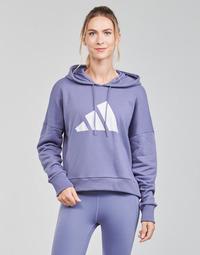 Textil Ženy Mikiny adidas Performance WIFIEB HOODIE Fialová