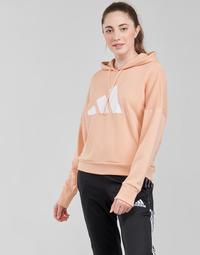 Textil Ženy Mikiny adidas Performance WIFIEB HOODIE Ruměná