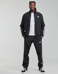 Textil Muži Teplákové soupravy adidas Performance M 3S WV TT TS Černá