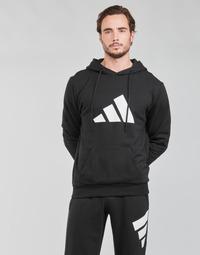 Textil Muži Mikiny adidas Performance M FI 3B HOODIE Černá