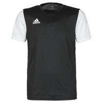Textil Muži Trička s krátkým rukávem adidas Performance ESTRO 19 JSY Černá