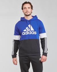 Textil Muži Mikiny adidas Performance M CB HD Modrá