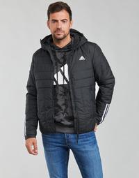 Textil Muži Prošívané bundy adidas Performance ITAVIC L HO JKT Černá