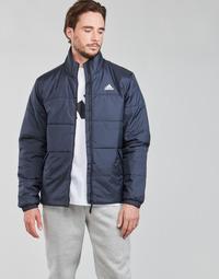 Textil Muži Prošívané bundy adidas Performance BSC 3S INS JKT Inkoust