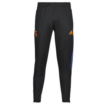 Textil Teplákové kalhoty adidas Performance REAL TR PNT Černá
