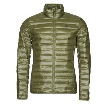 Textil Muži Prošívané bundy adidas Performance VARILITE JACKET Khaki