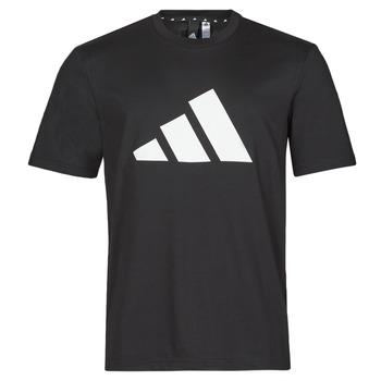 Textil Muži Trička s krátkým rukávem adidas Performance M FI 3B TEE Černá