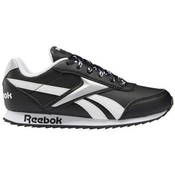 Boty Děti Nízké tenisky Reebok Sport Royal CL Jogger Bílé, Černé