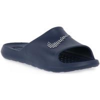 Boty Muži pantofle Nike VICTORI ONE SHOWER SLIDE Blu