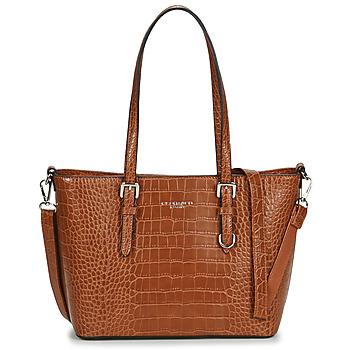 Taška Ženy Velké kabelky / Nákupní tašky Nanucci 9530 Velbloudí hnědá