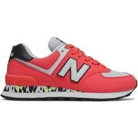 Boty Ženy Nízké tenisky New Balance 574 Červené