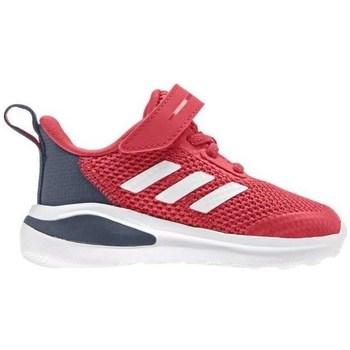 Boty Děti Běžecké / Krosové boty adidas Originals Fortarun K Červené, Šedé