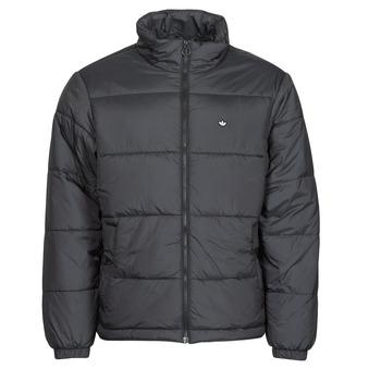 Textil Muži Prošívané bundy adidas Originals PAD STAND PUFF Černá