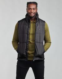 Textil Muži Prošívané bundy adidas Originals PADDED VEST Černá