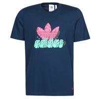 Textil Muži Trička s krátkým rukávem adidas Originals 6 AS TEE Modrá / Tmavě modrá
