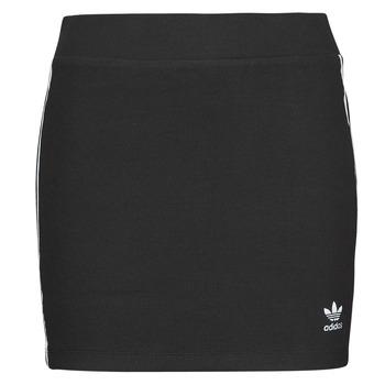 Textil Ženy Sukně adidas Originals 3STRIPES SKIRT Černá