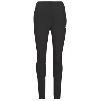 Textil Ženy Legíny adidas Originals TIGHT Černá