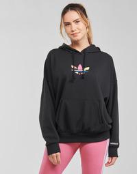 Textil Ženy Mikiny adidas Originals HOODIE Černá