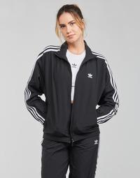 Textil Ženy Teplákové bundy adidas Originals TRACK TOP Černá