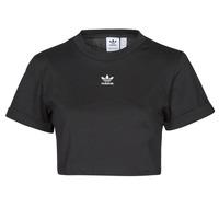 Textil Ženy Trička s krátkým rukávem adidas Originals TEE Černá