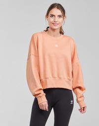 Textil Ženy Mikiny adidas Originals SWEATSHIRT Ruměná