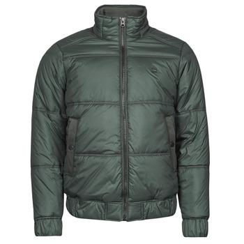 Textil Muži Prošívané bundy G-Star Raw MEEFIC QUILTED JKT Zelená