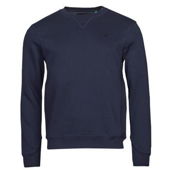 Textil Muži Mikiny G-Star Raw PREMIUM CORE R SW LS Modrá