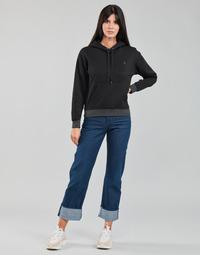 Textil Ženy Rifle rovné G-Star Raw TEDIE ULTRA HIGH STRAIGHT Modrá
