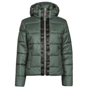 Textil Ženy Prošívané bundy G-Star Raw MEEFIC HDD PDD JACKET WMN Šedá / Zelená