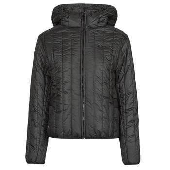 Textil Ženy Prošívané bundy G-Star Raw MEEFIC VERTICAL QUILTED JACKET Černá