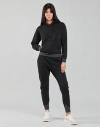 Textil Ženy Mikiny G-Star Raw PREMIUM CORE HOODED SW WMN LS Černá