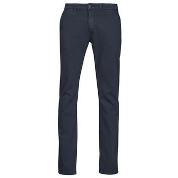 Textil Muži Mrkváče Le Temps des Cerises JHKURT Modrá