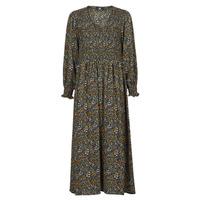 Textil Ženy Krátké šaty Le Temps des Cerises PEAK Černá