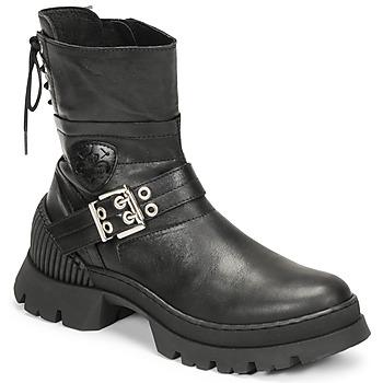 Boty Ženy Kotníkové boty Philippe Morvan CAMIX Černá