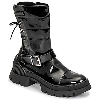 Boty Ženy Kotníkové boty Philippe Morvan CHARMY Černá