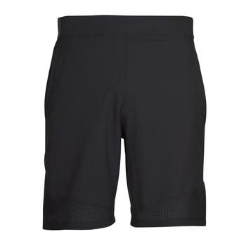 Textil Muži Kraťasy / Bermudy Under Armour UA VANISH WOVEN SHORTS Černá / Šedá