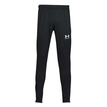 Textil Muži Teplákové kalhoty Under Armour CHALLENGER TRAINING PANT Černá / Bílá