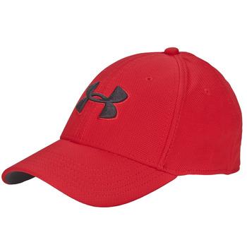 Textilní doplňky Muži Kšiltovky Under Armour UA MEN'S BLITZING 3.0 CAP Červená / Černá