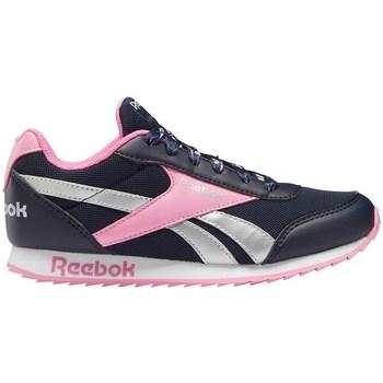 Boty Dívčí Nízké tenisky Reebok Sport Royal Cljog 2 Černé, Růžové