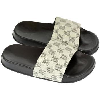Boty Ženy pantofle John-C Dámske béžové šľapky ELIA béžová