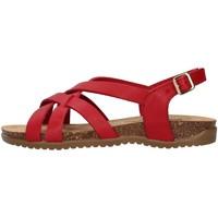 Boty Ženy Sandály Bionatura 34A2168 Červená