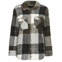 Textil Ženy Saka / Blejzry Volcom SILENT SHERPA JACKET Černá