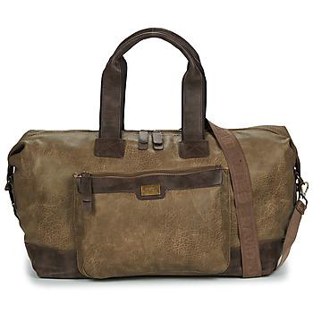Taška Cestovní tašky David Jones CM3580 Hnědá